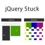 jQuery Stuck - A responsive sticky element plugin
