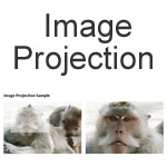 Jquery Image Projection