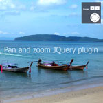 Pan and zoom JQuery plugin
