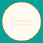 Progressbar.js - Beautiful and responsive progress bars