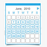 Calendar – accessible and unobtrusive date-pickers