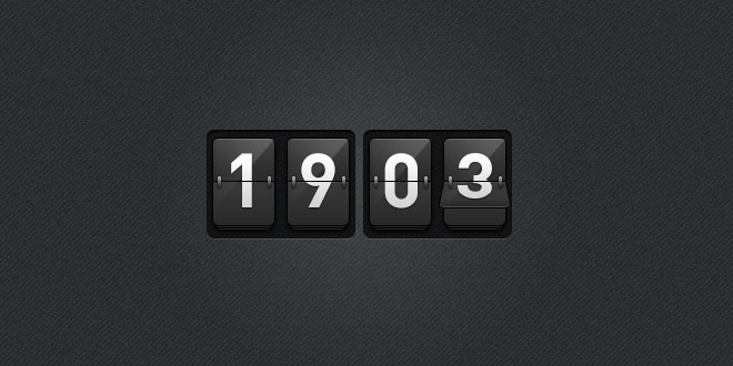 jQuery Countdown - Amazing jQuery Countdown plugin