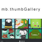 jQuery mb.thumbGrid Plugin