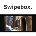 Swipebox - A touchable jQuery lightbox