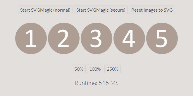 SVGMagic - Great jQuery SVG fallback