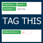 jQuery Tag This