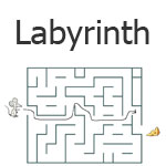 jqueryUI labyrinth