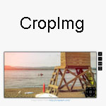Cropimg - Another cropping jQuery plugin