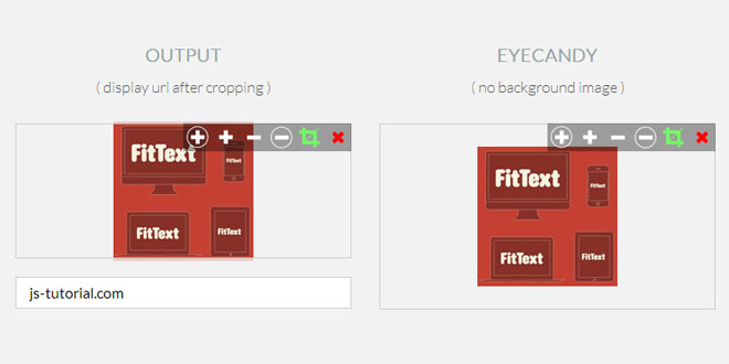 Croppic - image cropping jquery plugin