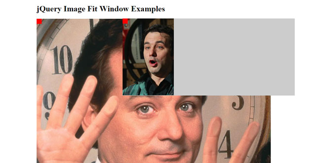 Image Fit Window