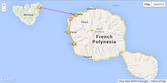 Home / Maps / Landcarte - a Google Maps jQuery plugin