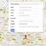 mapsed.js - Google maps & places jQuery integration