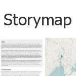 Storymap - Create a map that follows your text