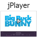 jPlayer - HTML5 Audio & Video Library