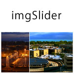 imgSlider - Creating image comparison sliders