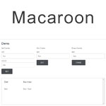 Macaroon - Simple access to browser cookies