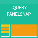 jQuery PanelSnap