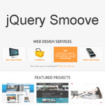jQuery Smoove - Gorgeous CSS3 Scroll Effects