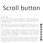 jQuery scroll button plugin