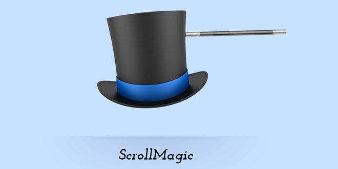 ScrollMagic - magical scroll interactions