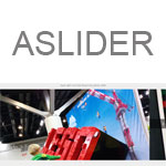 aSlider - A jQuery slider controlled via Data Attributes