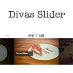 Divas Slider - Multipurpose responsive slider