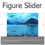 Figure slider - A responsive jQuery pictures slider