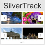 Silver Track - jQuery sliding carousel