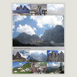 Mosaiqy - Show image thumbnails and zoom,