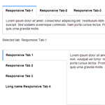jQuery Easy Responsive Tabs to Accordion