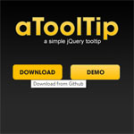 aToolTip – A Simple jQuery Tooltip