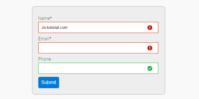 Guardian - All-purpose form validation jQuery plugin
